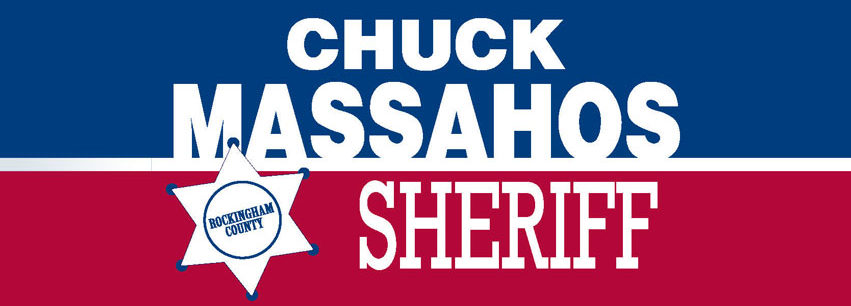 Chuck Massahos for Rockingham County Sheriff